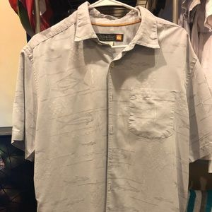 Quiksilver shirt waterman collection